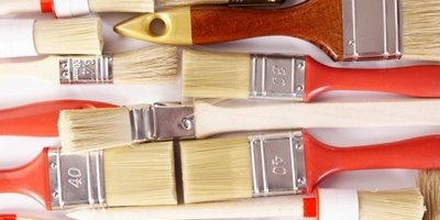 Cleaning paint brushes & accessories
